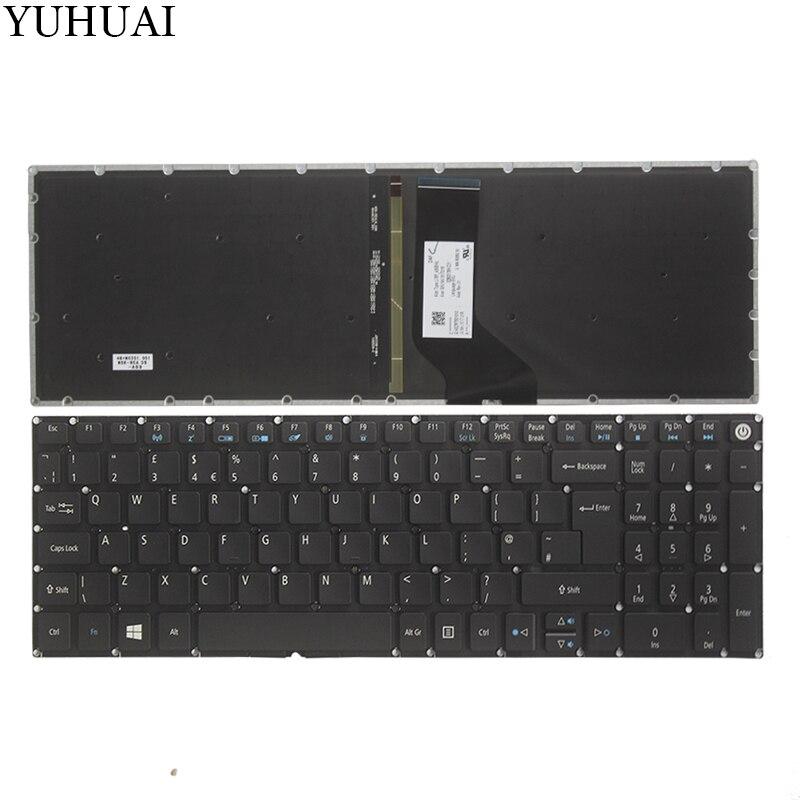 エイサー熱望 5 A515 41 A515 41G A515 41G 12AX N17C2 N17C4 N17C3 英国キーボードとバックライト  グループ上の パソコン & オフィス からの 交換用キーボード の中 1