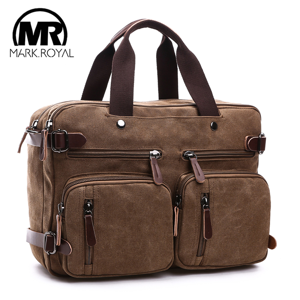 MARKROYAL Canvas Travel Bags Hight Capacity Backpack Duffle Bags Carry on Tote Trip Overnight Wild Hand Luggage Dropshipping