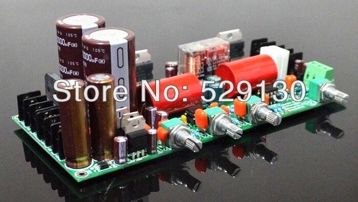 finish board 2 0 amplifier board 80W*2 tda7294 tda7293 with