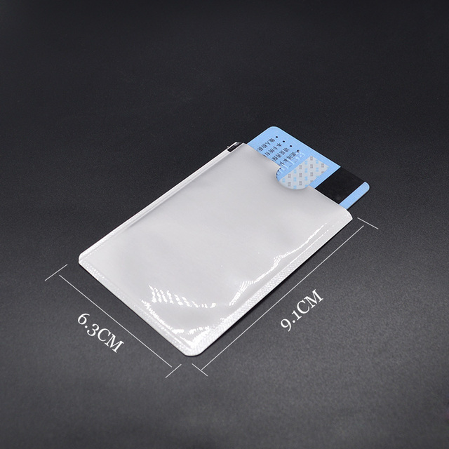Anti-Theft Protective Card Holder
