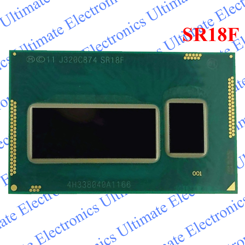 ELECYINGFO Refurbished SR18F I3-4010Y SR18F I3 4010Y BGA chip tested 100% work and good qualityELECYINGFO Refurbished SR18F I3-4010Y SR18F I3 4010Y BGA chip tested 100% work and good quality