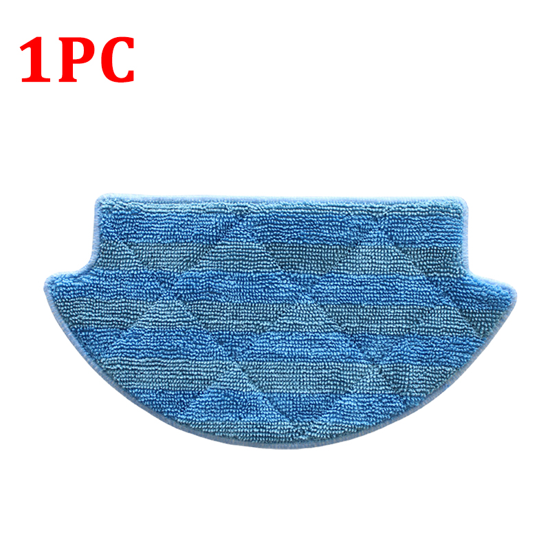 1PC Replacement Cleaning Mops For Xiaomi MI Robot Vacuum Cleaner Blue Cotton Mop Vacuum Spare Parts Accessory