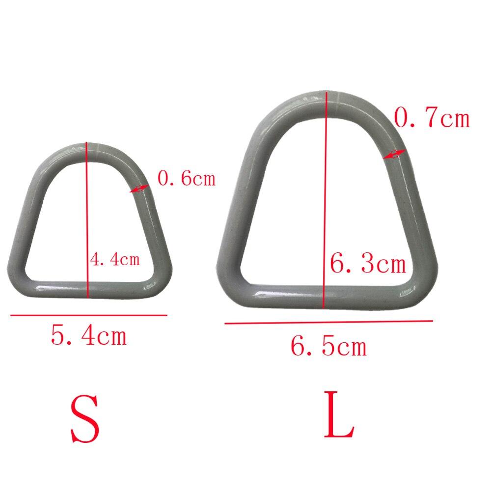 2 шт. 6 шт. пластик Боковое крепление d-кольцо Веревка Линия D кольцо для каяк лодки для рыбалки надувная лодка каноэ