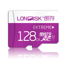 Londisk Micro SD 128GB Class 10 SDXC UHS-1 Microsd Memory Card