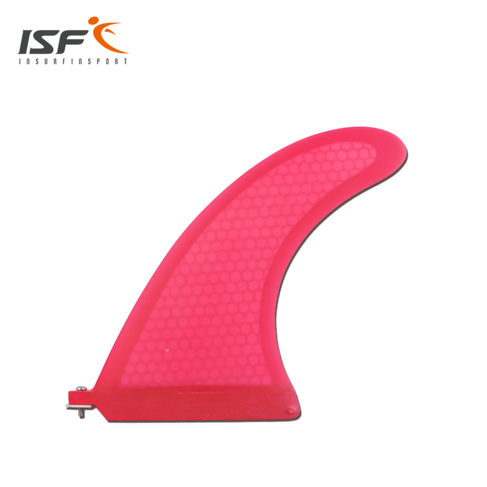 8 Surfboards Center Fins Paddle Board Fin/quilhas aletas prancha de Surf Fin Longboard Fins 10 inch surfing longboard fins quilhas paddle surfboard longboard fins fiberglass wakeboard fins