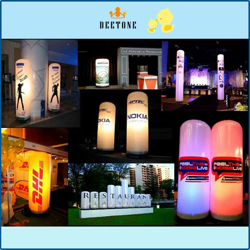 Inflatable light inflatable advertising light for pub