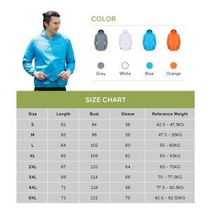 Image 2 - Куртка для кондиционирования воздуха водонепроницаемая одежда для защиты от УФ USB охлаждающая вентиляторная куртка для улицы с высокой температурой