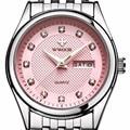 Reloj Hombre часы WWOOR кварцевые часы из нержавеющей стали часы женские наручные часы модные bayan kol saati relojes hombre 2017