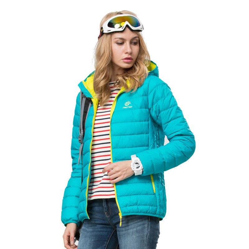 New 2015 Winter Jacket women Sports Face Down Jackets 90% ...