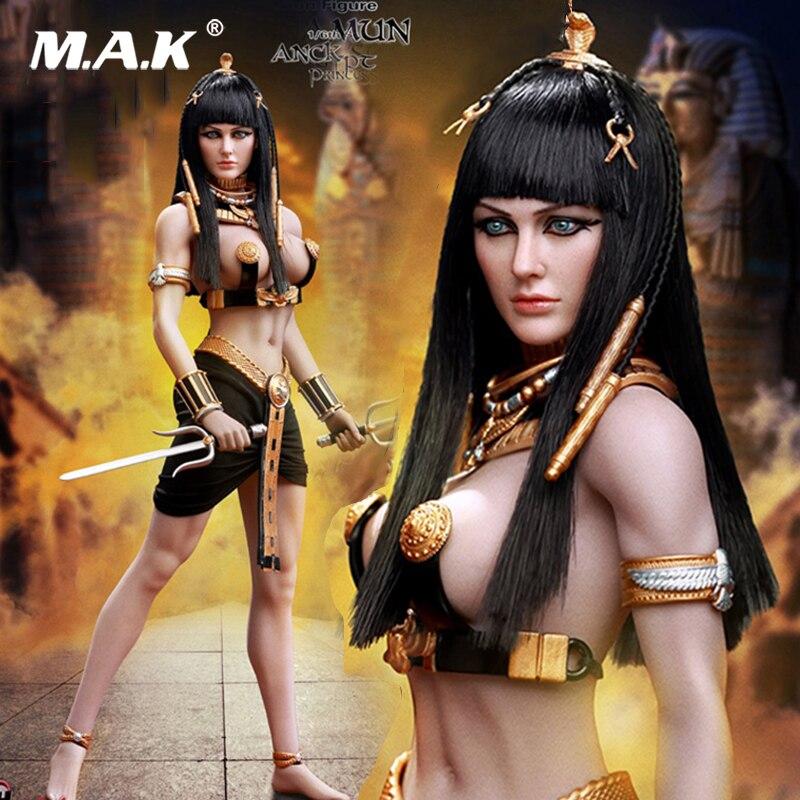 "For collection 1/6 TBLeague PL2018-129 Anck Su Namun Princess of egypt Action figure 12"" Full Set Action Figure"
