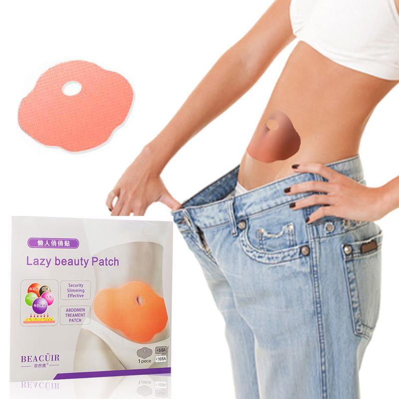 5pcs slimming patch Wonder Patch Abdomen Treatment Reduce font b Weight b font Fat Burning Slimming