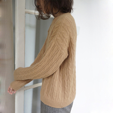 Round knitting Cashmere Gejas