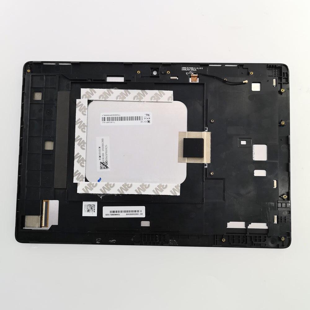 10,1 pulgadas para ASUS ZenPad 10 Z300M P00C pantalla LCD de matriz asamblea de pantalla táctil digitalizador con marco p00c Z300MX - 3