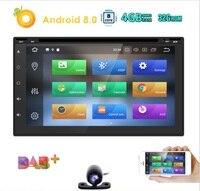 Hizpo 2 din Android 8,0 автомобилей Радио gps DVD головное устройство для Nissan Juke, PDF qashqai Multimedia Car Планшетные ПК навигации 4 ГБ Wi Fi