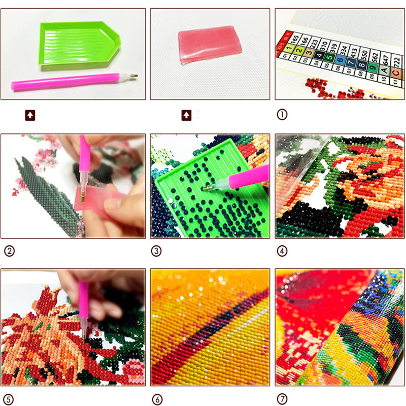 rock singer bob marley Diamond Painting Mosaic Home Decor Rhinestones Full Square Diamond Embroidery Weeding Gifts Cross Stitch