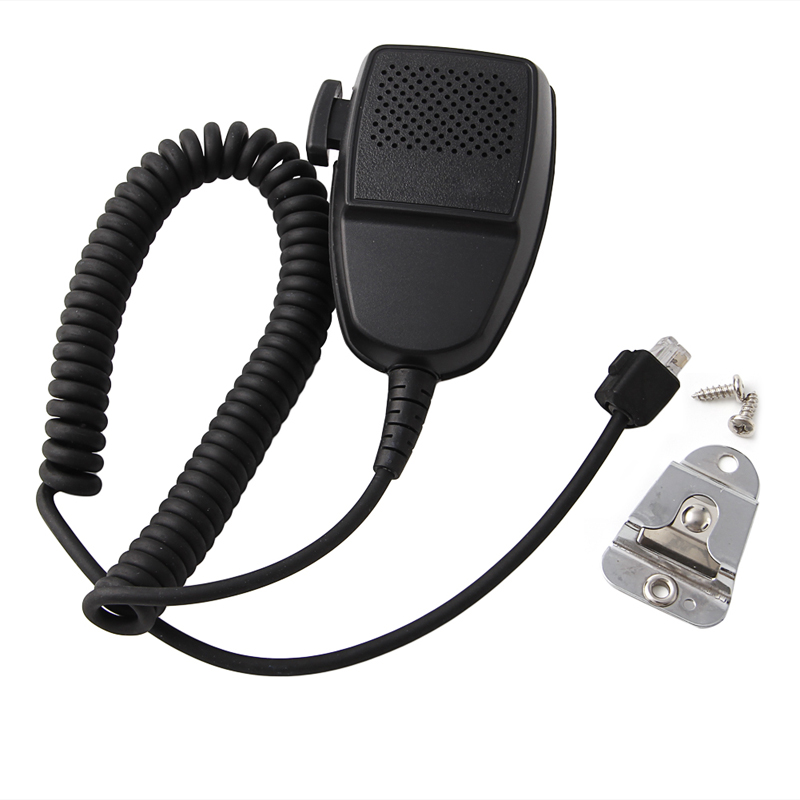 Car Radio Mic Speaker <font><b>Microphone</b></font> for <font><b>Motorola</b></font> HMN3596A <font><b>GM300</b></font> GM338 GM950 #1 image