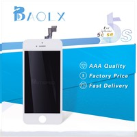 1 Pc No Dead Pixel LCD Display For IPhone 5S 5C SE LCD Assembly Touch Screen