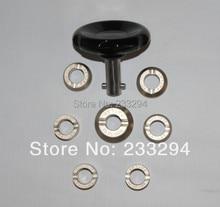 Molido Reloj Caso Llave de Herramienta de la Abertura para Rx Max 36.5mm