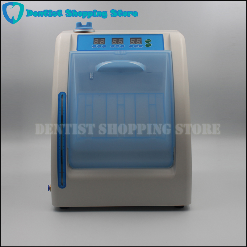 Dentale manipolo di lubrificazione macchina di pulizia pulitore dentale sistema di unità di Olio