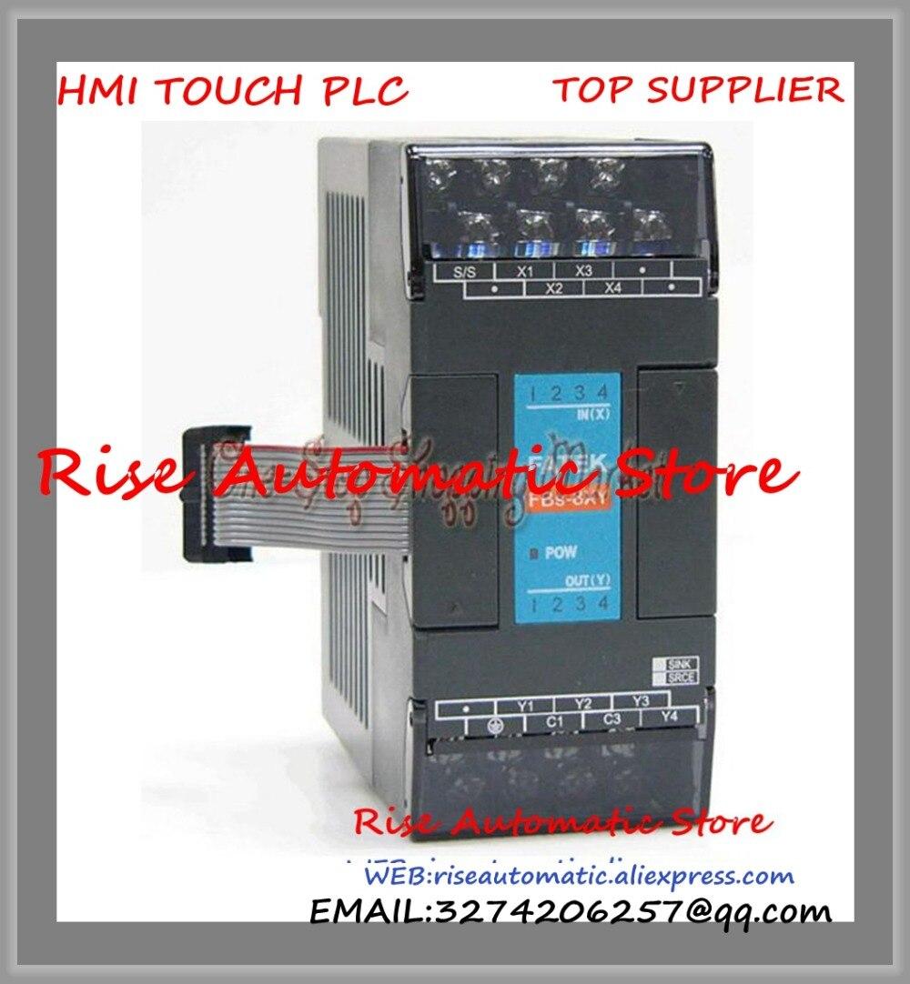 Brand New Original FBs-8XYT-AC PLC AC220V 4 DO 4 DO transistor Module