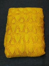 5 Yards/pc Beautiful yellow african water soluble guipure lace embroidery french cord fabric for clothes BW152-10