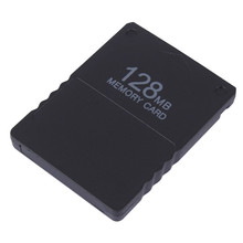 Memory-Card Card-Game Process-Saver Playstation-2 Extended Data-Stick-Module PS2 128MB