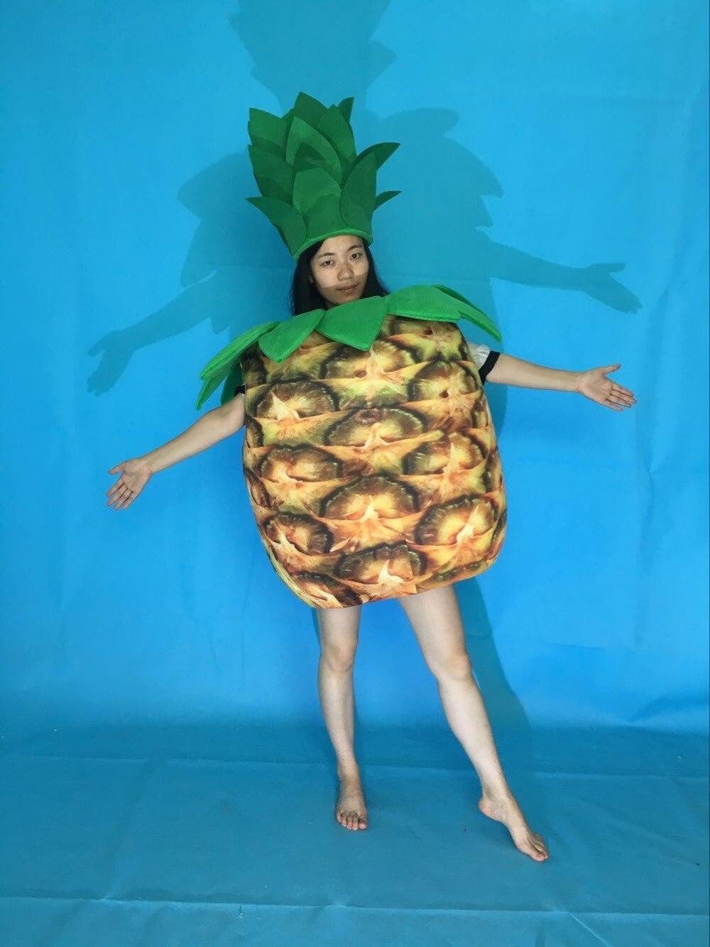 Hot Sale Professional Mascot Costume Adult Size Banana grape watermelon pineapple apple fruit Mascot Costume Halloween Christmas - 5