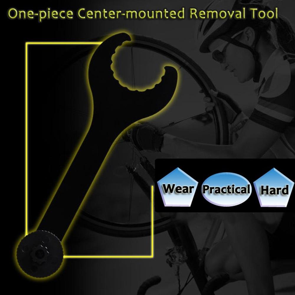High Quanlity Bicycle Repair Tools BB Bottom Bracket Install Spanner Hollowtech II 2 Wrench Crankset Repair tool Wholesale EA14