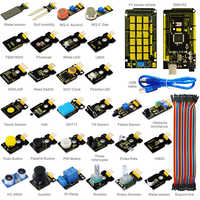 Free Shipping Starter Kit Universal Learning Suite C1 Containing UNO R3 Development Board For Arduino