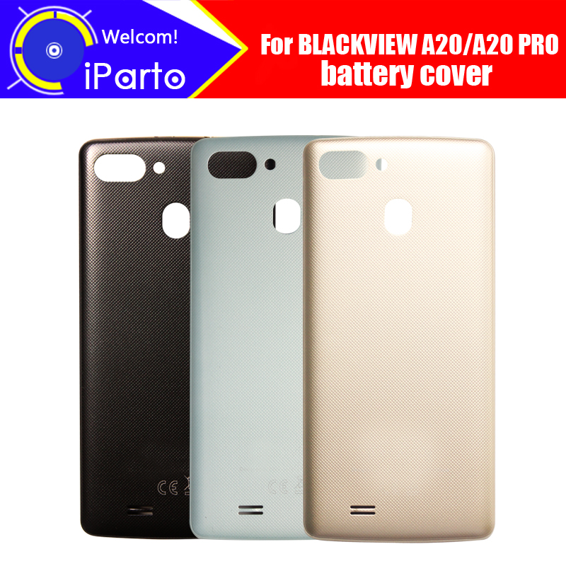 5.5 Inch BLACKVIEW A20 Battery Cover 100% Original New Durable Back Case Mobile Phone Accessory For BLACKVIEW A20 PRO Cell Phone
