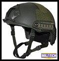 M/LG OCC Oliver Drab Verde À Prova de Balas NIJ nível IIIA 3A RÁPIDO Relatório de Teste Balístico capacete Com HP Branco e 5 Anos de Garantia
