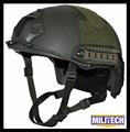 M/LG Oliver Drab Verde OCC Antibalas nivel IIIA NIJ 3A RÁPIDA Informe de la Prueba de Balística casco Con HP Blanco y 5 Años de Garantía