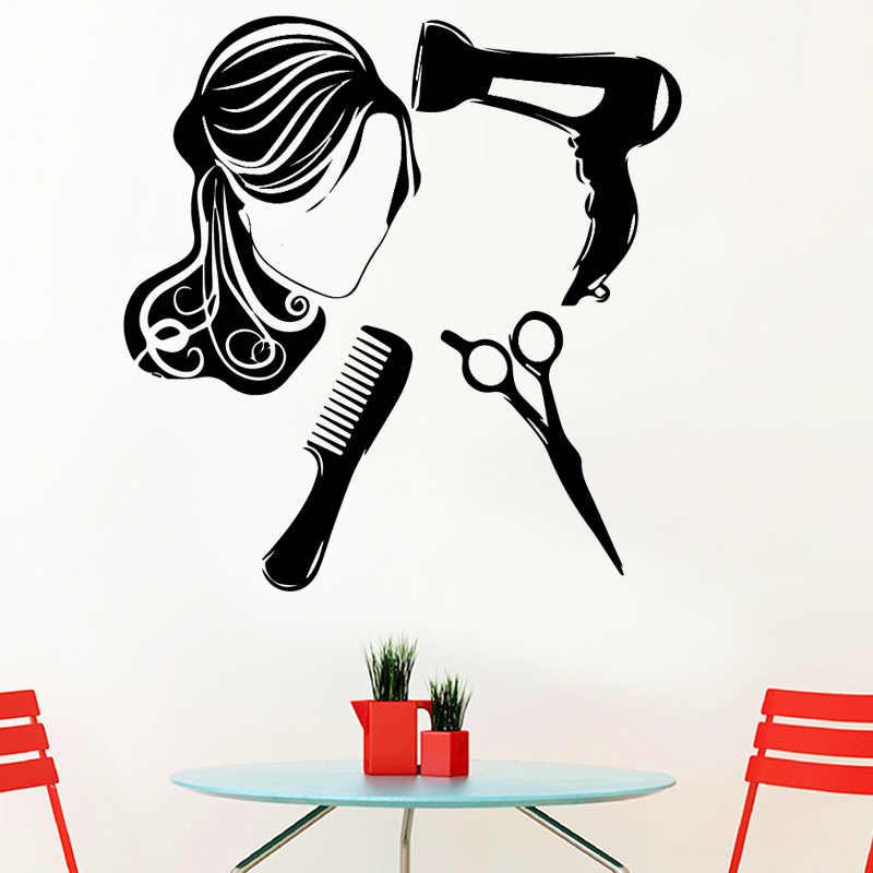 постер для парикмахера сортов поражает