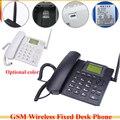 GSM teléfono fijo inalámbrico teléfono fijo inalámbrico teléfono de escritorio FWP con 850/900/1800/1900 MHz Envío envío libre