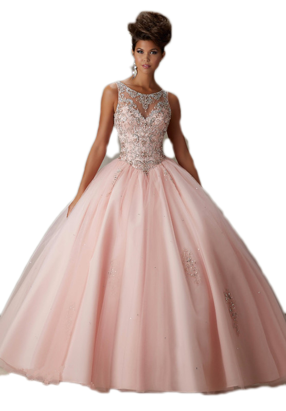 Popular Champagne and Blush Quinceanera Dress-Buy Cheap Champagne ...
