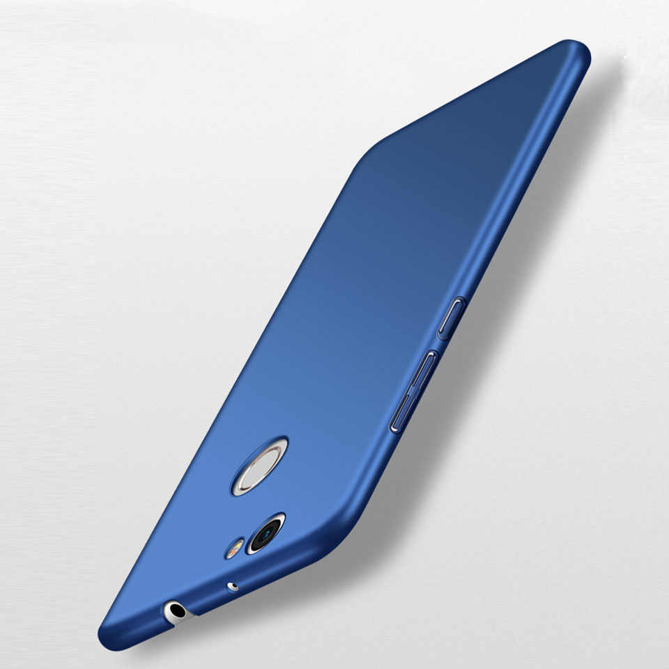 Matte Slim Plastic Case For Huawei Honor 8 Lite 10 9 7A 7C 8X 7X 6X Nova 4 3 2 P30 Pro P20 P10 Mate 20 10 Cover Hard Phone Cases
