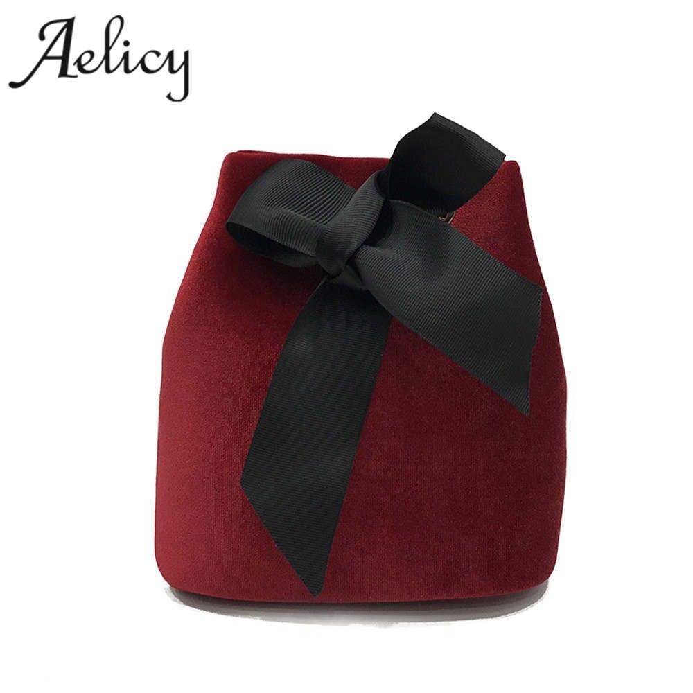 Aelicy Fashion Women Shoulder Bag Handbag Lovely Suede Messenger Bag Crossbody Bag For Women 2017 bolsa feminina sac a main