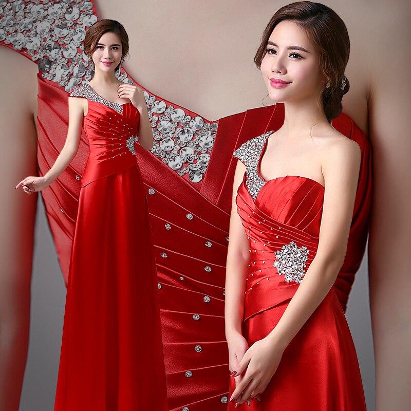 2019 femmes paillettes longue Robe élégante pour soirée Femme Robe de mariée Vintage dentelle robes Maxi Vestidos - 2