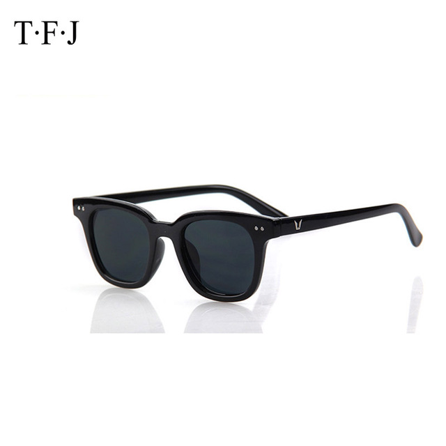52679aaac731d Vogue Women Brand Designer Sunglasses Square Frame Eyeglasses 2016  Personality Luxury Polarized Eyewear Oculos De Sol