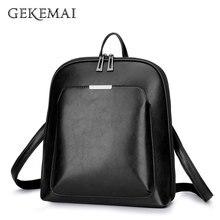 Designer Vintage Leather Women Backpack Travel Shoulder Backpacks Sac A Dos Multifunction School Bags for Teenage Girls Bookbag