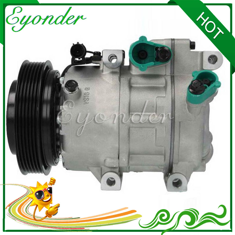 AC A/C Air Conditioning Compressor Cooling Pump for Hyundai i30 CW FD Kia Pro Ceed ED 1.4 1.6 97701-2H040 97701-2H000 977012H000 520w cooling capacity fridge compressor r134a suitable for supermaket cooling equipment