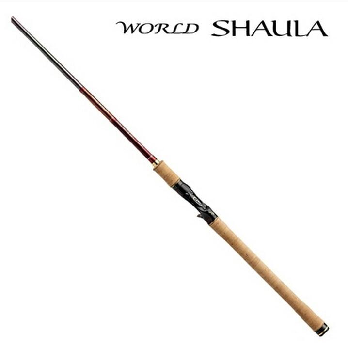 Shimano World Shaula приманка бас Литье удочка