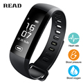READ R5 MAX 0.96 screen smart Fitness bracelet Weather forecast display 50 words blood pressure heart rate monitor Blood oxygen