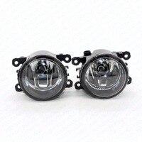 Front Fog Lights For Peugeot 207 307 407 607 3008 SW Auto Right/Left Lamp Car Styling H11 Halogen Light 12V 55W Bulb Assembly