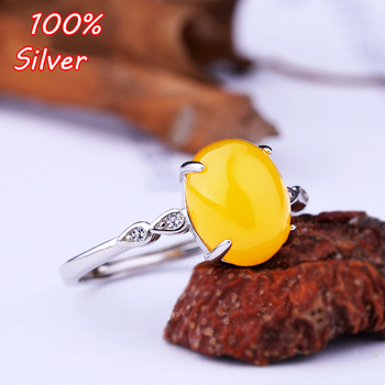 100% Authentic 925 Sterling Silver Color Ring Blank Base Fit 7x9mm 8x10mm Accessories Jewelry Making