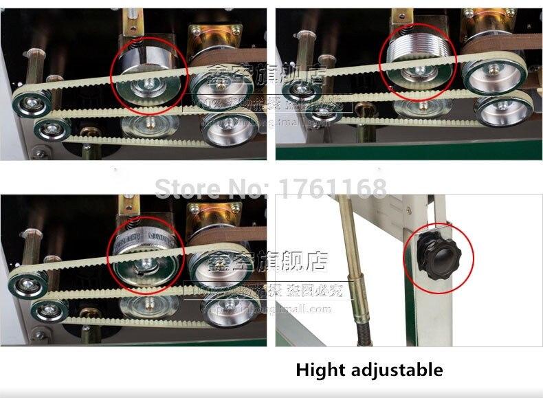 Saldatrice verticale Sacchetto di plastica Famosa saldatrice per - Set di attrezzi - Fotografia 4