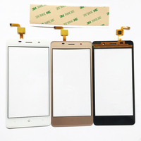 3 Color Touch Panel For LEAGOO M5 Sensor Touch Screen Digitizer Repair Parts Touchscreen Front Glass