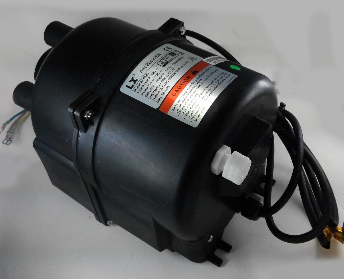 Whirlpool LX Jacuzzi Spa APR900 Ventilateur d/'air 900 W avec 180 W HEATER
