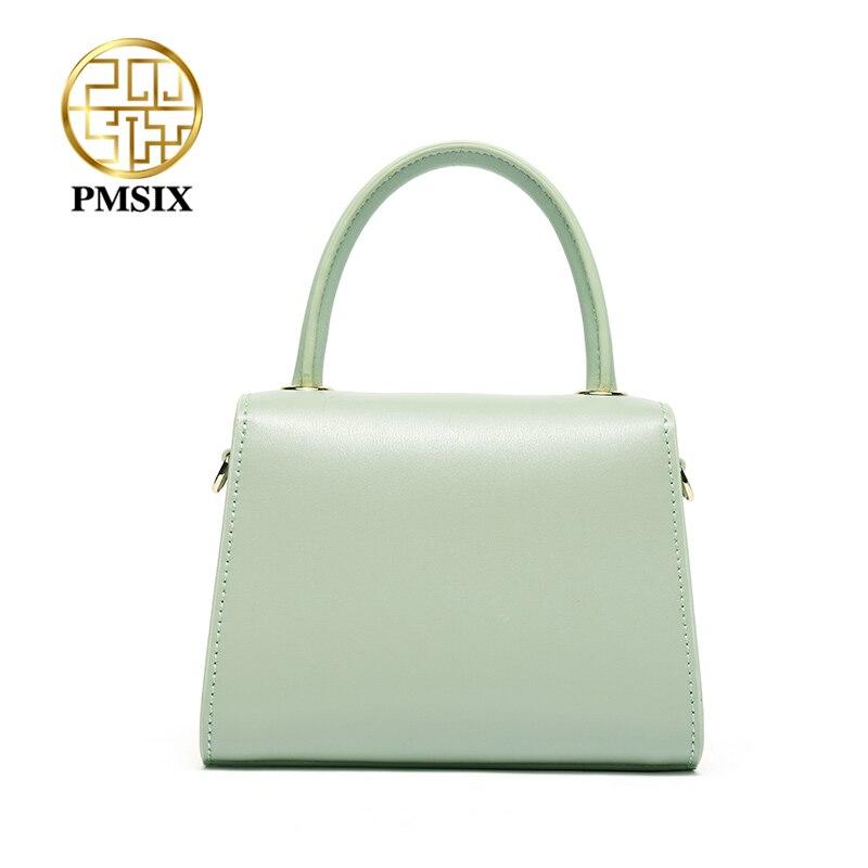 PMSIX Fashion Bloemen Printing kleine vrouwen Handtas Dames Crossbody tassen met Lange Schouderbanden Casual Pochette - 2