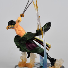 Anime One Piece POP Roronoa Zoro Dracule Mihawk  Banpresto Action Figures